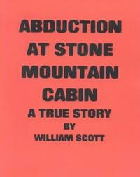 book cover of Abduction at Stone Mountain Cabin