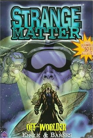 book cover of Off-worlder