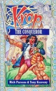 book cover of Krap the Conqueror