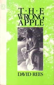 book cover of The Wrong Apple