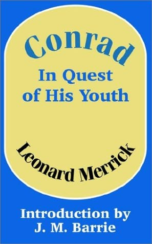 book cover of Conrad in Quest of His Youth