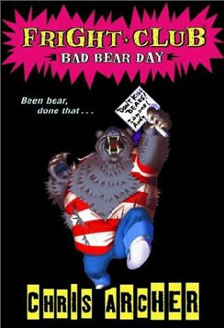 book cover of Bad Bear Day