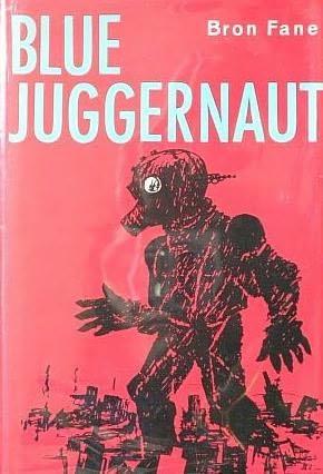 book cover of Blue Juggernaut