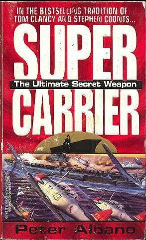 book cover of Super Carrier