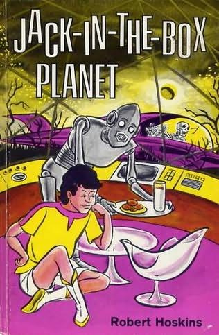 book cover of Jack-in-the-Box Planet