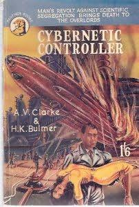 book cover of Cybernetic Controller