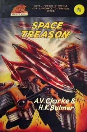book cover of Space Treason