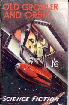 book cover of Old Growler and Orbis