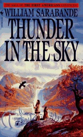 book cover of Thunder in the Sky