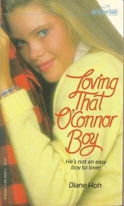 book cover of Loving That O\'Connor Boy