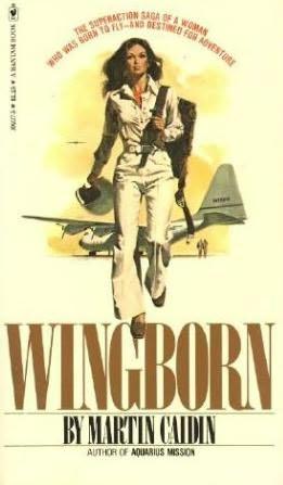 book cover of Wingborn