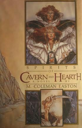 book cover of Spirits of Cavern and Hearth