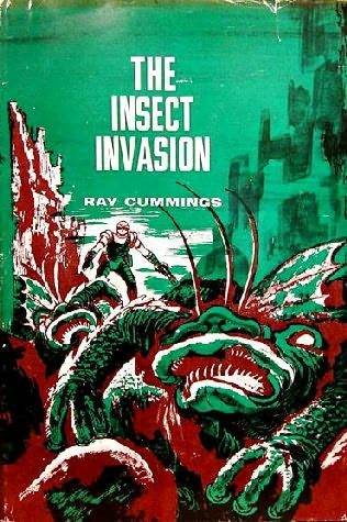 book cover of The Insect Invasion
