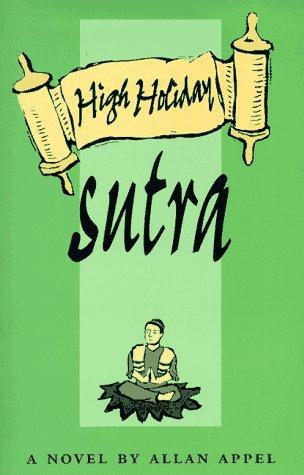 book cover of High Holiday Sutra