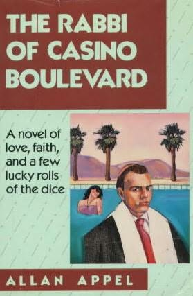 book cover of Rabbi of Casino Boulevard