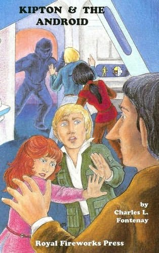 book cover of Kipton and the Android