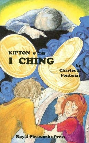 book cover of Kipton and the I Ching