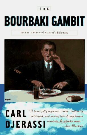 book cover of The Bourbaki Gambit