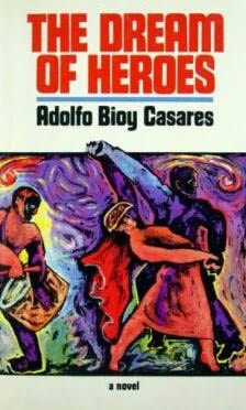 book cover of The Dream of the Heroes