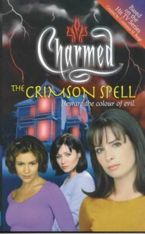book cover of The Crimson Spell