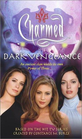 book cover of Dark Vengeance