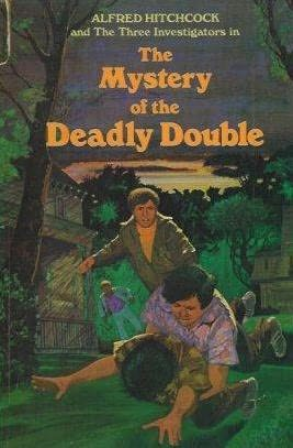 book cover of The Mystery of the Deadly Double
