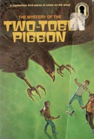 book cover of The Mystery of the Two-Toed Pigeon