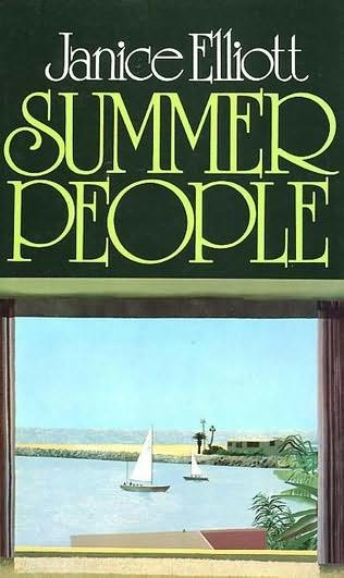 book cover of Summer People