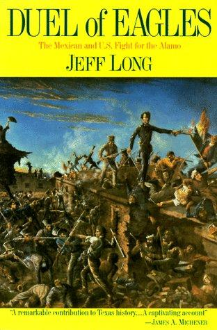 book cover of Duel of Eagles
