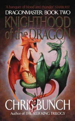 book cover of Knighthood of the Dragon