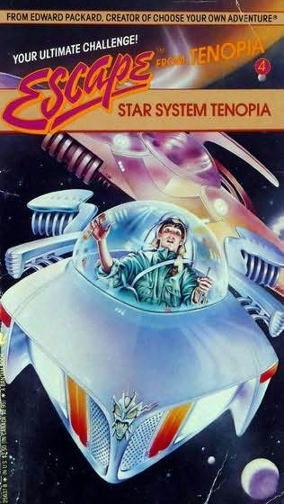 book cover of Star System Tenopia