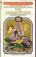 book cover of The Dragons\' Den