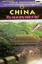 book cover of China : Why Was an Army Made of Clay?