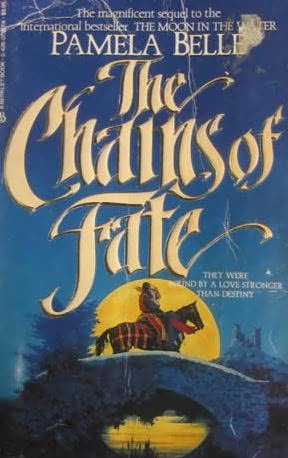 book cover of The Chains of Fate
