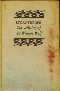 book cover of Lycanthrope
