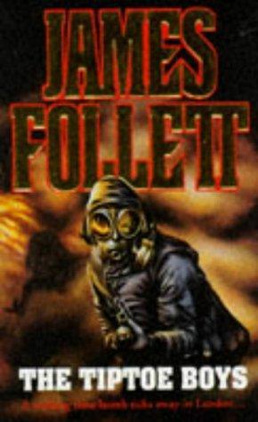 book cover of Tiptoe Boys