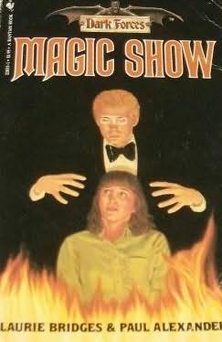 book cover of Magic Show
