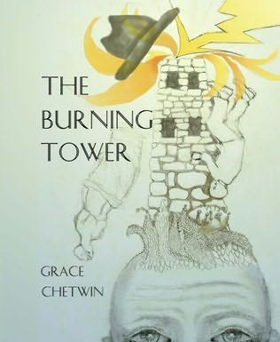 book cover of The Burning Tower