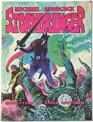 book cover of Stormbringer