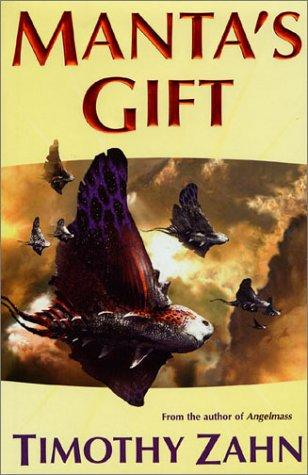 book cover of Manta\'s Gift