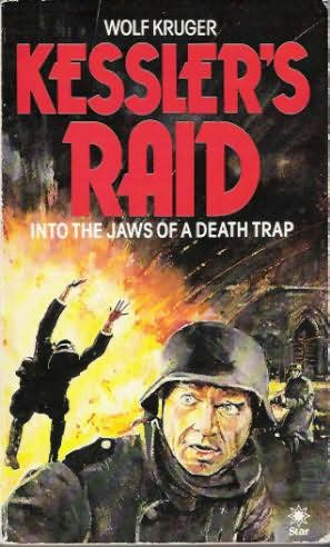 book cover of Kessler\'s Raid