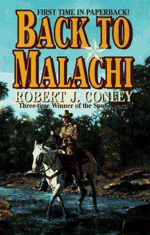 book cover of Back to Malachi