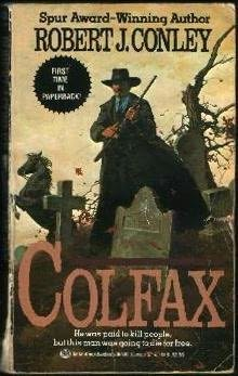 book cover of Colfax