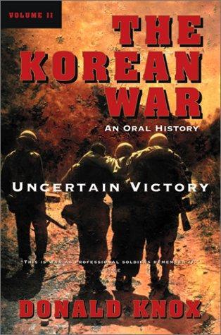 book cover of The Korean War