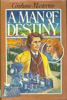 book cover of Man of Destiny