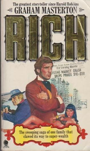 book cover of Rich
