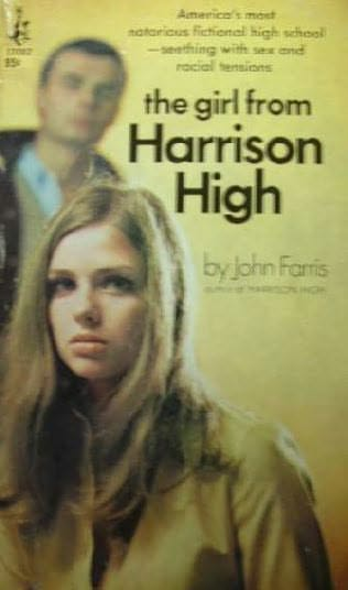 book cover of Girl from Harrison High