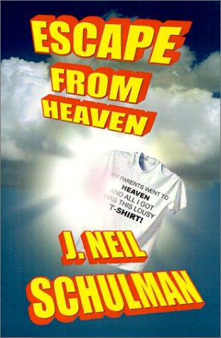book cover of Escape from Heaven