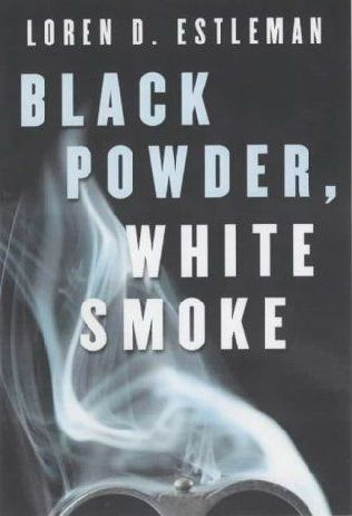 book cover of Black Powder, White Smoke