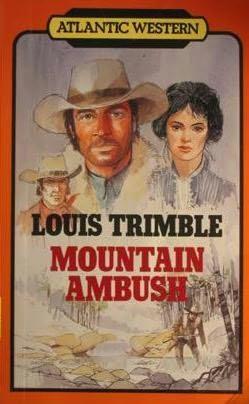 book cover of Mountain Ambush